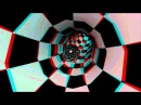 3Dвидео-ролик дискотека (анаглиф) / 3D Disco Video (anaglif)