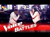 The Voice 2016 Battle - Brittney Lawrence vs. Paxton Ingram