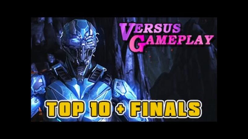 MKXL | VSG Tournament | TOP 10 Finals Part 1 (Heavy Handz, GnarlyGatoAlex, Onisan more)