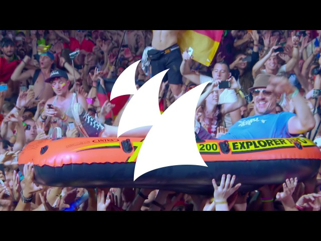 Dimitri Vegas Like Mike vs WW - Waves (Tomorrowland 2014 Anthem) [Official Music Video]