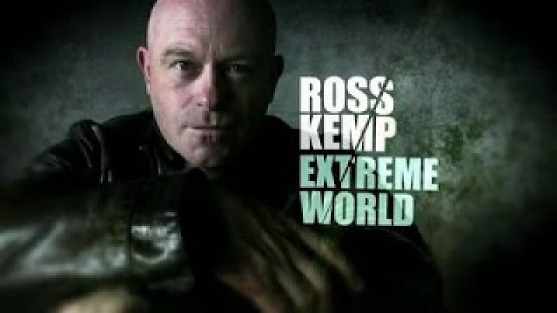 Ross Kemp Extreme World Series 3 Rio de Janeiro 6of6
