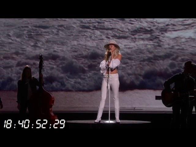 Miley Cyrus - Malibu (Live from Billboard Music Awards 2017 Rehearsal)