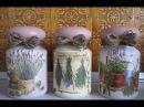 DIYорганайзеры для дома своими руками Декор для кухни рисуем акриловыми красками Поделки с детьми!