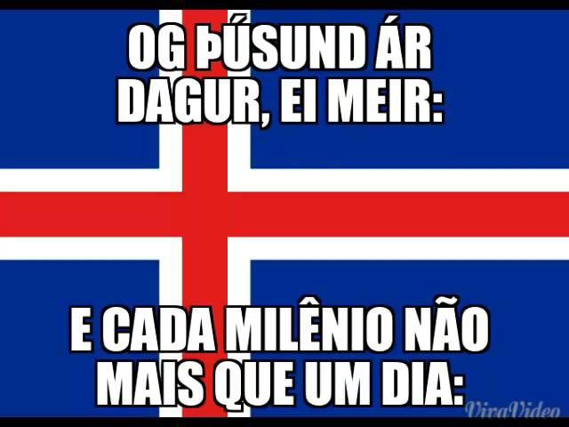 Hino Nacional da Islândia Legendado e Traduzido[IS/PT] Löfsongur