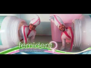 Femident Toothpaste - Flight Of The Conchords (Lyrics)