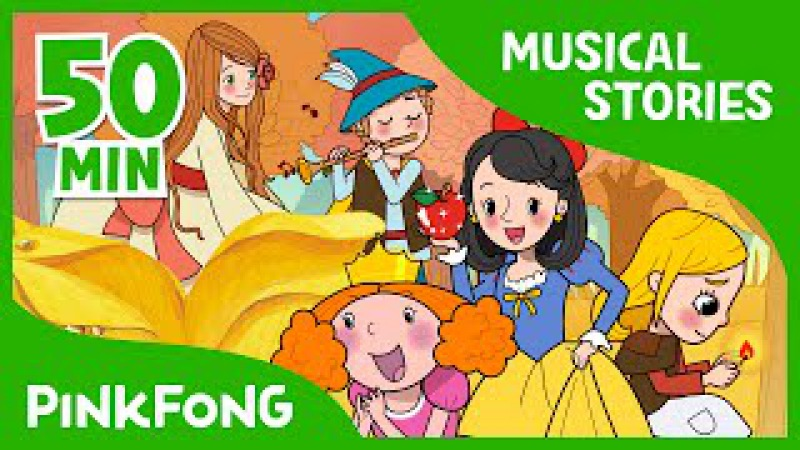 Snow White | Fairy Tales | Musical | Compilation | PINKFONG Story Time for Children