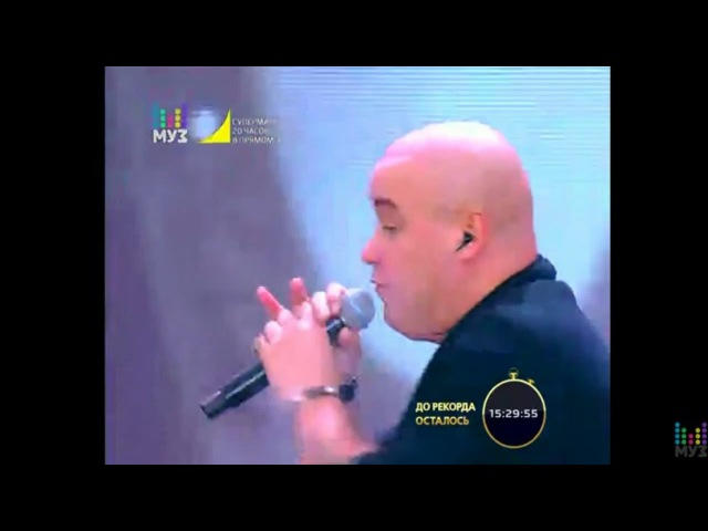 Доминик Джокер - Знаешь (feat. Катя Кокорина) / Такая одна (Супермарафон МУЗ ТВ)