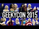 GeekyCon 2015 Tessa Netting