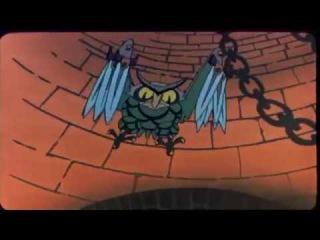 Пользователи нашли прототип украинской совы разведчицы в советском мультфильме Сказка сказывается
