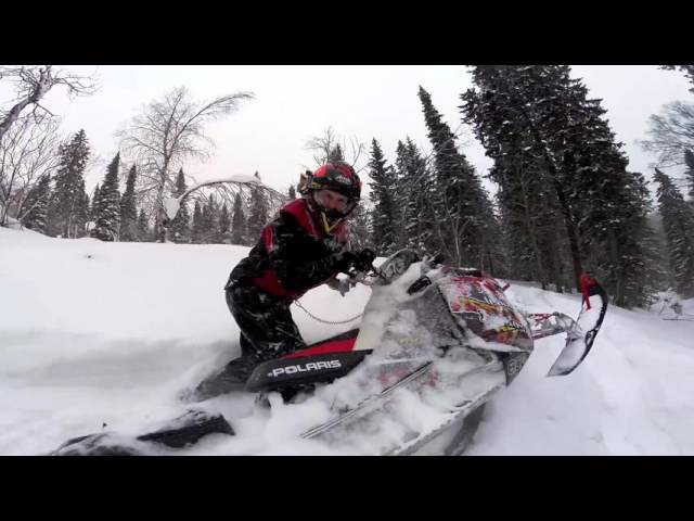 Охотники за глубоким снегом. Урал 2015