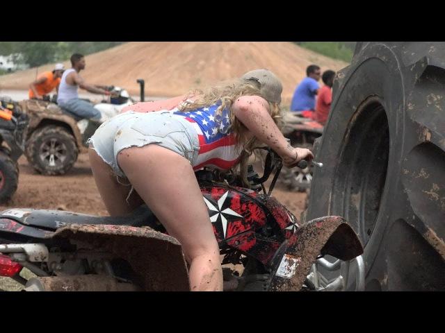 Stuck in Mud - Louisiana Mudfest 2017
