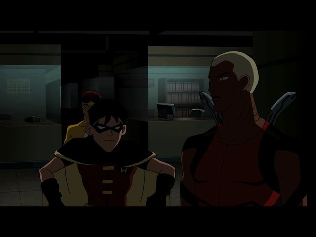 Юная Лига Справедливости / Молодое Правосудие / Young Justice Сезон 1 Серия 1