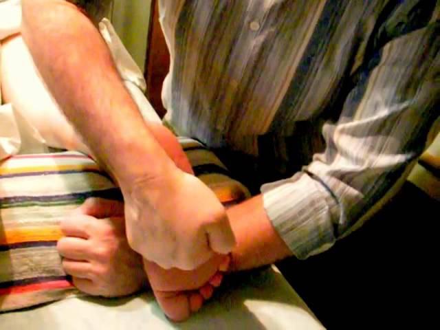 Глубокотканный массаж.Лечение.Доктор Турчак(Израиль)