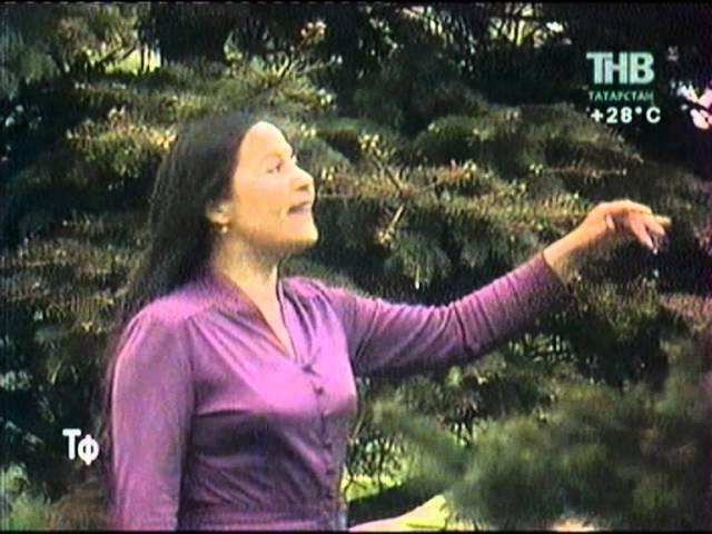 Римма Ибрагимова - Кәккүк моңнарын тыңларга