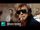 David Bowie Peter Frampton Search for Beer in Madrid MTV News