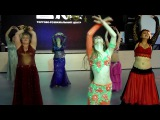 Диана Вишня и старшая группа Восточного танца -
