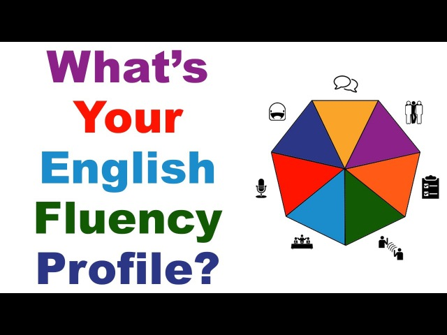 What's Your English Fluency Profile?