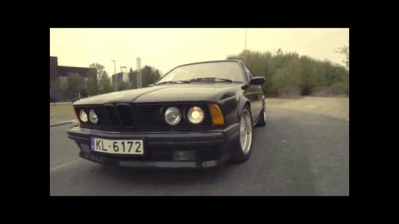 Легенда 90х BMW 635csi E24 Возвращение из Японии в Германию