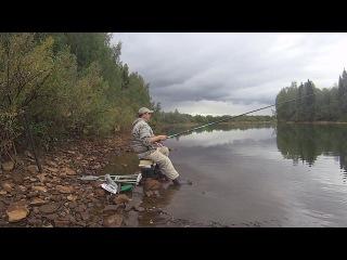 Зарисовки о рыбалке: Осенний поплавок или рыбалка на костылях-2.
