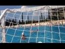 Instagram video by Александр Панекин♒️ Aug 12 2016 at 10 49am Пусть с третьей попытки но все таки забил этот гол водное поло в рамках наших олимпийских игр прошли просто здорово 🏊⚽