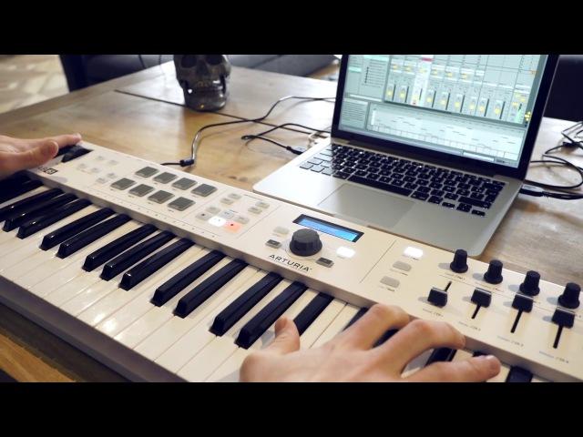 Arturia KeyLab 61 Essential, KeyLab 49 Essential – дополнительные MIDI-клавиатур для работы в Analog Lab