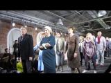 Подиум зрелой красоты в Петербурге 18 января