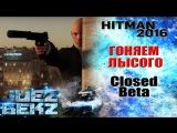 HITMAN 2016: ГОНЯЕМ ЛЫСОГО. Closed Beta 19.02.16