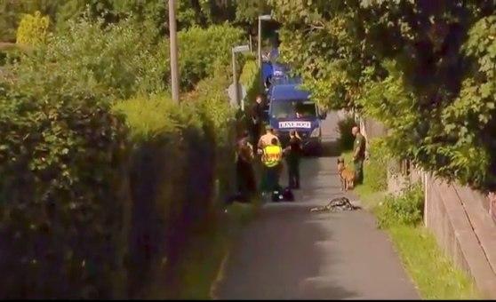 СМИ сообщили о взрыве в немецком Цирндорфе (видео)