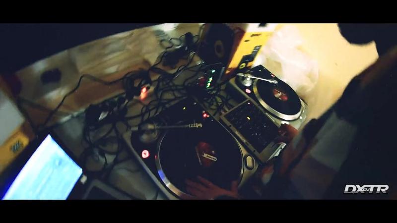 DJ DXTR Live in studio Part I