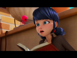 Miraculous - Le storie di Ladybug e Chat Noir 1x24 Clip Il Libro Dei Segreti