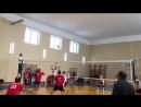 Матч за 1 место турнира на приз ректора БГАУ 11.02.2017 - 2