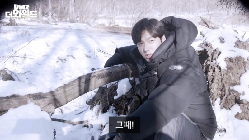 20170330【MBC】Long Trailer of DMZ, The Wild presented by LEE MIN HO