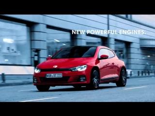 Neuer Volkswagen Scirocco R 2014 _ new VW Scirocco R - launchfilm