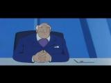 Полнометражное аниме Летающий корабль-призрак. (Приключения, фантастика, драма, Япония, 1969)