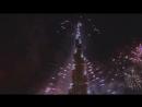 HAPPY NEW YEAR 2017 ! - Dubai Burj Khalifa Special Fireworks (HD) - YouTube