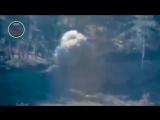 Боевиков Первой Прибрежной Дивизии ССА заПТУРили грузовик сирийской армии на северо-востоке провинции Латакия.