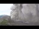 Извержение вулкана Турриальба