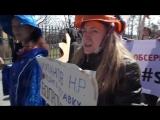 1 мая 2017. Марш в защиту Петербурга.