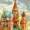 Москва - туризм, бизнес, отдых