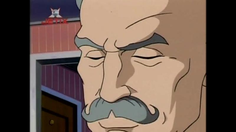 Человек паук 1994 года Сезон 5 Серия 2 Шесть забытых воинов
