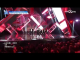170428 Команда Даниэля - Super Junior - Sorry, Sorry @ Produce 101 Сезон 2