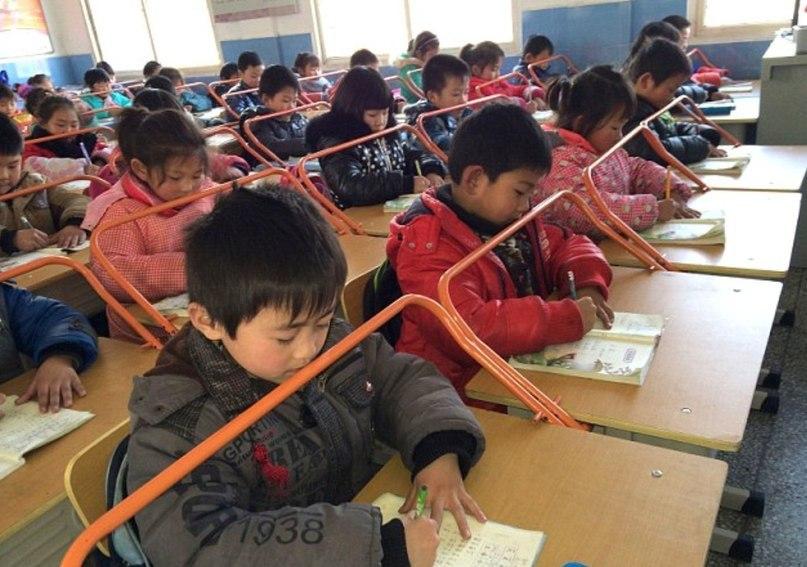 Қытайдағы оқушылар