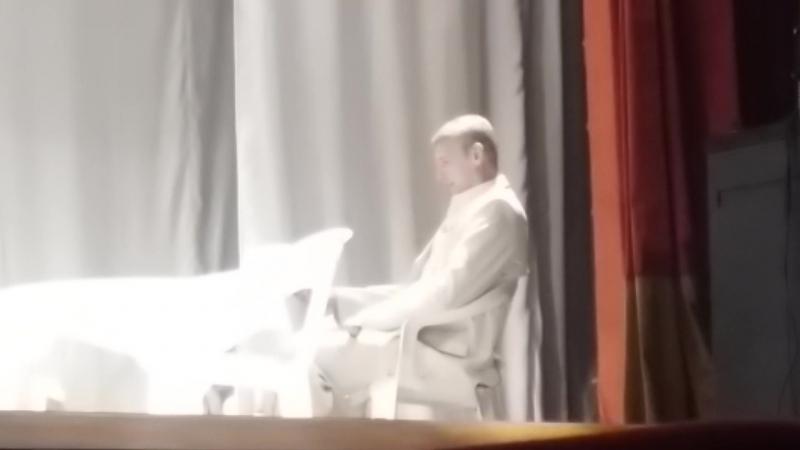 3. Чайка. Чехов А.П. Губкинский театр. ДК Форум. 25 марта 2017 г.