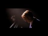 Ryan Gosling playing piano