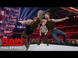 [WWE QTV]☆[Мандей Найт РОУ]09.05.2017]/Mоndаy Night RАW]London]☆[8 May 2017]720]HD]Full Show]/wwe_restling_qtv