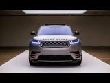 Range Rover Velar | Стиль в каждом дюйме