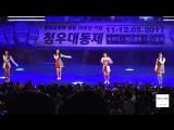 레드벨벳 Red Velvet [4K 직캠]Little Little 리틀리틀@170512 Rock Music