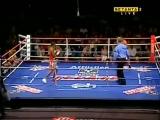 Holt vs. Torres 08-07-05 WBO Light Welterweight 1 Round KO