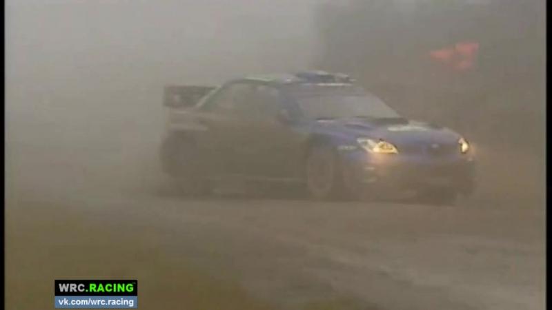 WRC 2007. Этап 16. Обзор Ралли Великобритании