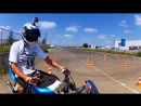 GoPro HERO2- Driftstyle stunt ride